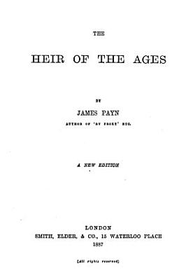 The Heir of the Ages PDF