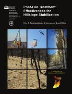 PostFire Treatment Effectiveness for Hillslope Stabilization