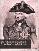 Download The Publishers  Circular and Booksellers  Record of British and Foreign Literature Book