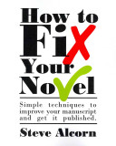 How to Fix Your Novel PDF