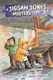 Jigsaw Jones  The Case Of The Glow In The Dark Ghost