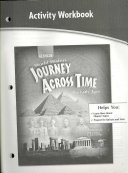 Journey Across Time  Early Ages  Activity Workbook  Student Edition PDF