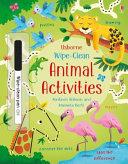 Wipe Clean Animal Activities PDF