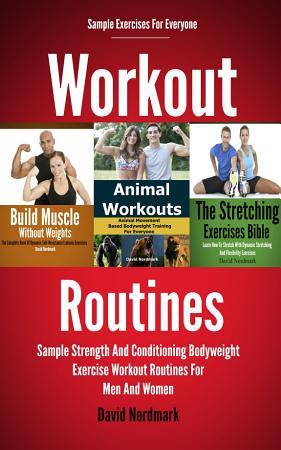 Workout Routines PDF