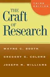 The Craft Of Research Third Edition Book PDF