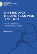 Shipping and the American War 1775-83