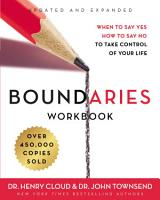 Boundaries Workbook PDF
