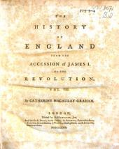 The History of England from the Accession of James I. to that of the Brunswick Line: Volume 8