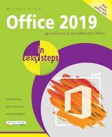Office 2019 in easy steps PDF