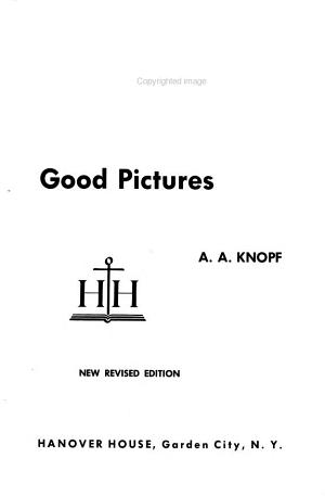 Secrets of Taking Good Pictures