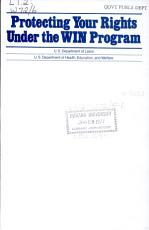 Protecting Your Rights Under the WIN Program PDF