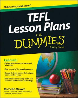 TEFL Lesson Plans For Dummies PDF