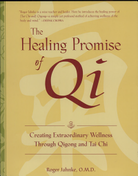 The Healing Promise of Qi  Creating Extraordinary Wellness Through Qigong and Tai Chi Book