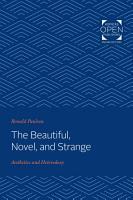 The Beautiful  Novel  and Strange PDF