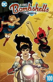 DC Comics: Bombshells (2015-) #100