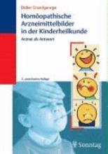 Hom  opathische Arzneimittelbilder in der Kinderheilkunde PDF