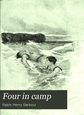 Four in Camp: A Story of Summer Adventures in the New Hampshire Woods