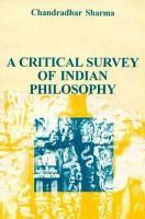 A Critical Survey of Indian Philosophy PDF