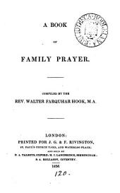 A book of family prayer