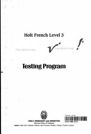 Allez Viens  PDF