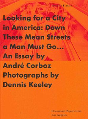Looking for a City in America PDF