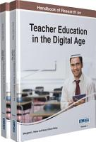 Handbook of Research on Teacher Education in the Digital Age PDF