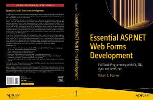 Essential ASP NET Web Forms Development PDF