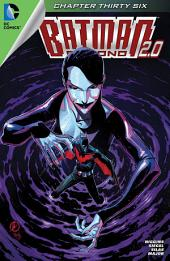 Batman Beyond 2.0 (2013-) #36
