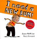 I Need a New Bum Sequin Edition (PB)