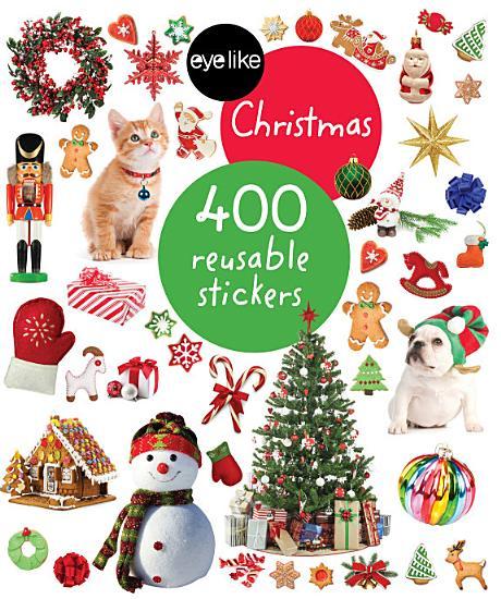 Eyelike Stickers  Christmas PDF