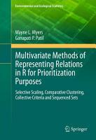Multivariate Methods of Representing Relations in R for Prioritization Purposes PDF