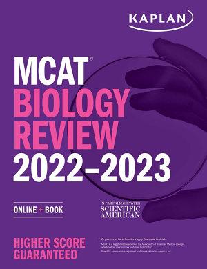MCAT Biology Review 2022-2023