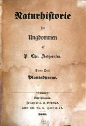 Naturhistorie for Ungdommen: Volume 6
