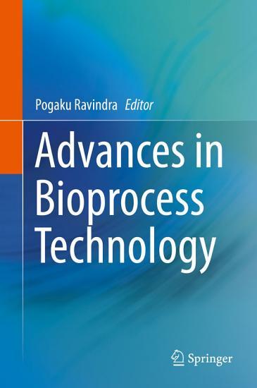 Advances in Bioprocess Technology PDF