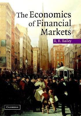 The Economics of Financial Markets PDF