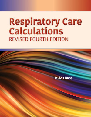 Respiratory Care Calculations Revised PDF