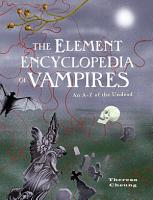 The Element Encyclopedia of Vampires PDF