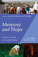 Memory and Hope PDF