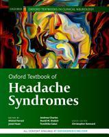 Oxford Textbook of Headache Syndromes PDF