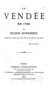 La Vendée en 1793