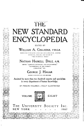 The New standard encyclopedia: Volume 8