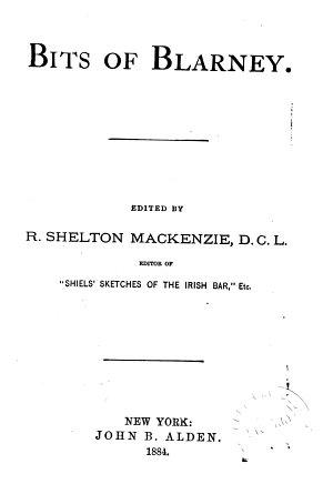 Bits of Blarney PDF