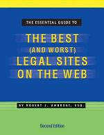 The Essential Guide to the Best (and Worst) Legal Sites on the Web