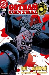 Gotham Central (2002-) #21