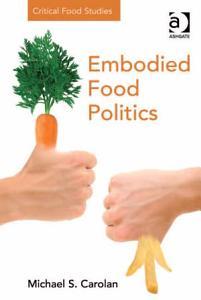 Embodied Food Politics Book