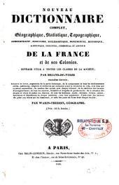 Dictionnaire géographique de la France
