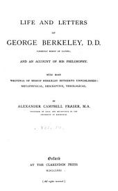 The Works of George Berkeley: Life and letters