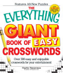The Everything Giant Book of Easy Crosswords