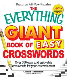 The Everything Giant Book of Easy Crosswords PDF