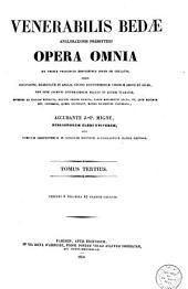 Patrologiae latina cursus completus ... series secunda: Volume 92
